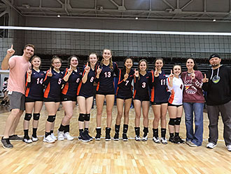 Apex Performance Volleyball